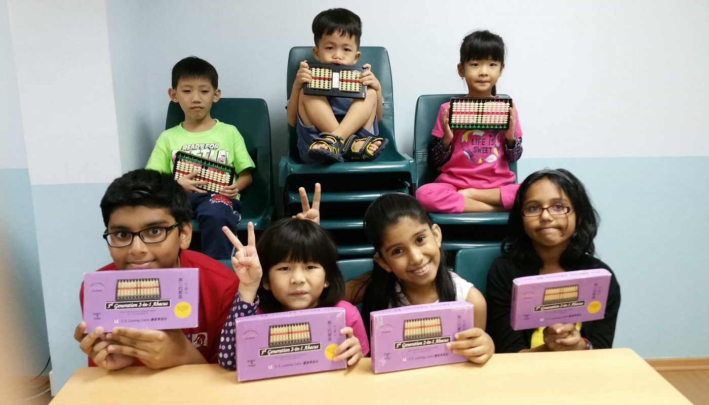 3G Abacus Class